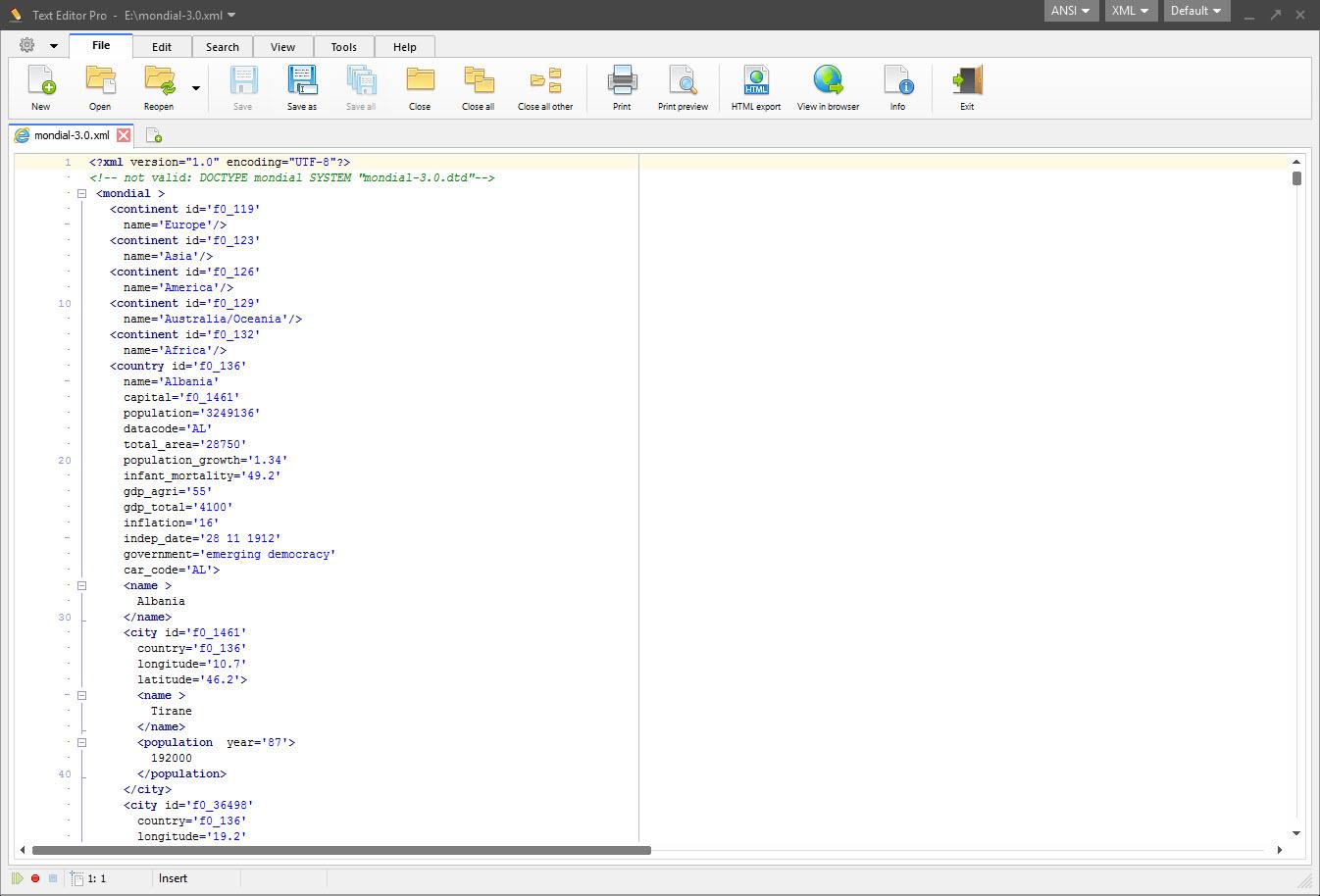 Best Free XML Editor for Windows - 8 Alternatives | Softmazing